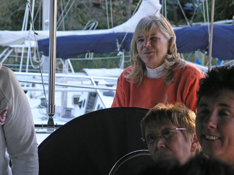 Chesapeake Catalina Yacht Club Sailing In The